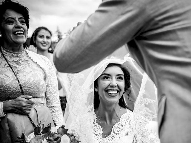 El matrimonio de Andrés y Nathaly en Subachoque, Cundinamarca 20