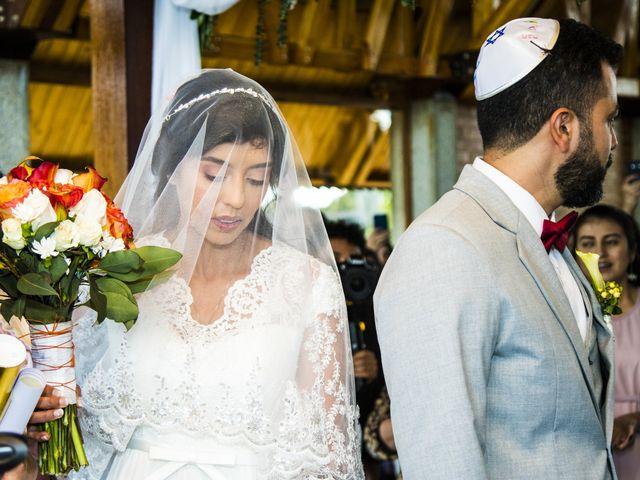 El matrimonio de Andrés y Nathaly en Subachoque, Cundinamarca 21