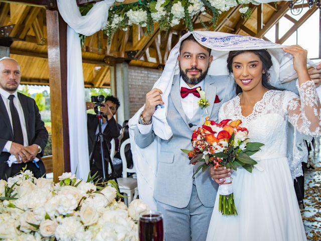 El matrimonio de Andrés y Nathaly en Subachoque, Cundinamarca 23