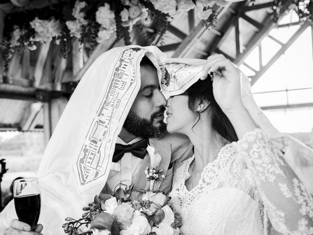 El matrimonio de Nathaly y Andrés