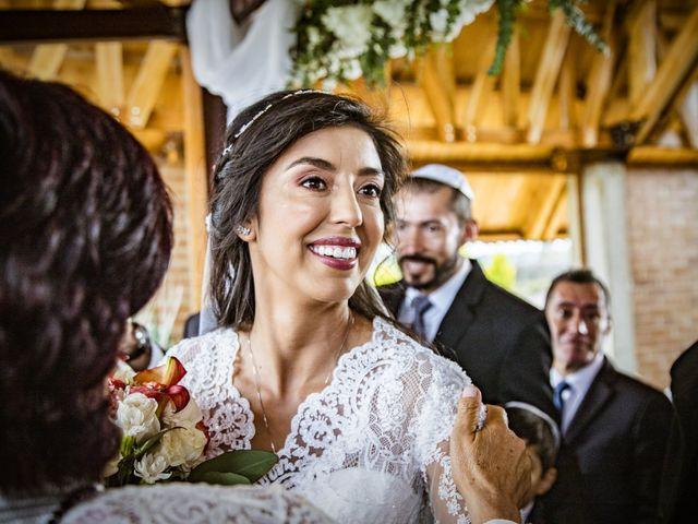 El matrimonio de Andrés y Nathaly en Subachoque, Cundinamarca 24