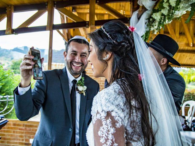El matrimonio de Andrés y Nathaly en Subachoque, Cundinamarca 27