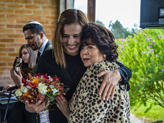 El matrimonio de Andrés y Nathaly en Subachoque, Cundinamarca 28