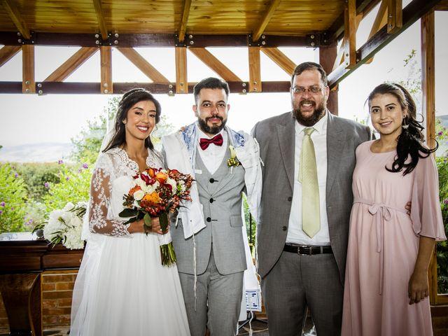 El matrimonio de Andrés y Nathaly en Subachoque, Cundinamarca 31