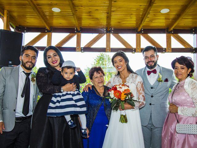 El matrimonio de Andrés y Nathaly en Subachoque, Cundinamarca 32