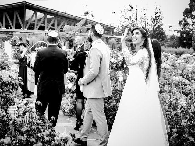 El matrimonio de Andrés y Nathaly en Subachoque, Cundinamarca 34