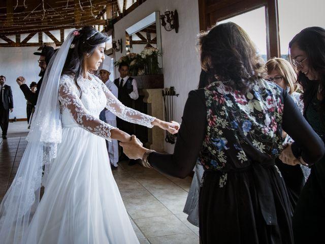 El matrimonio de Andrés y Nathaly en Subachoque, Cundinamarca 39