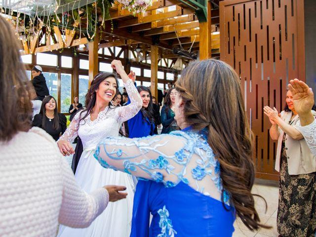 El matrimonio de Andrés y Nathaly en Subachoque, Cundinamarca 44