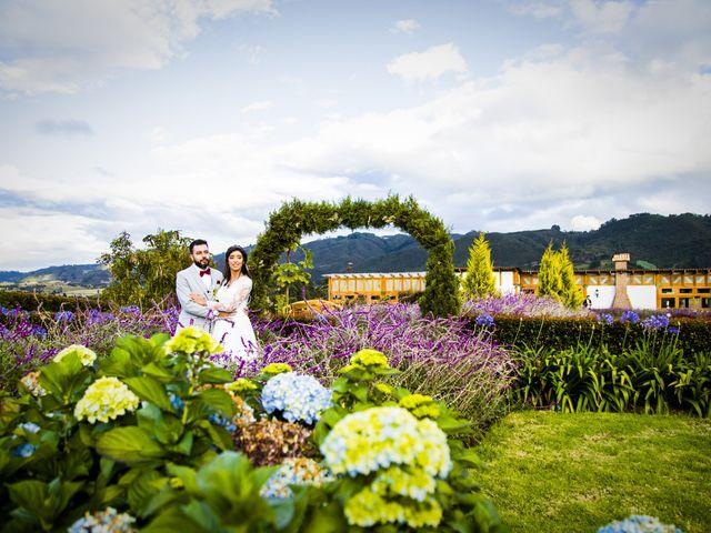 El matrimonio de Andrés y Nathaly en Subachoque, Cundinamarca 49