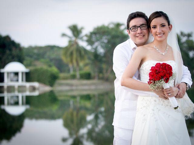 El matrimonio de Susan y Francisco