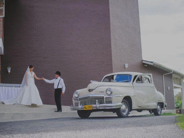 El matrimonio de Andrés y Carolina en Armenia, Quindío 8