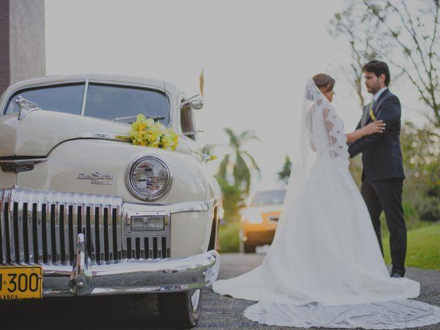 El matrimonio de Andrés y Carolina en Armenia, Quindío 1