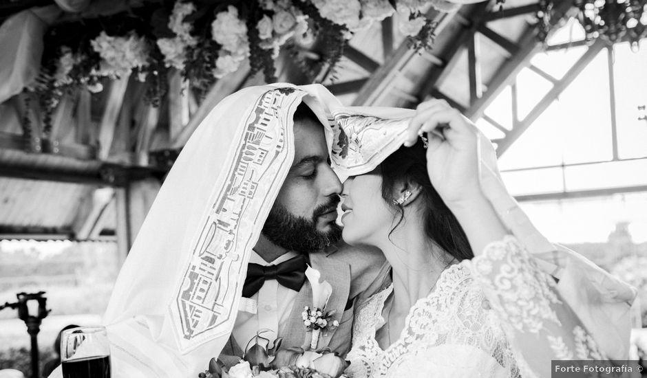 El matrimonio de Andrés y Nathaly en Subachoque, Cundinamarca