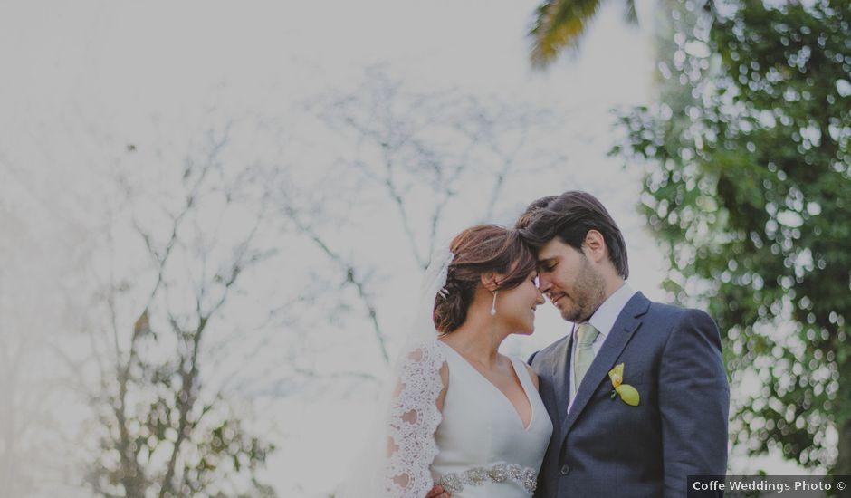 El matrimonio de Andrés y Carolina en Armenia, Quindío