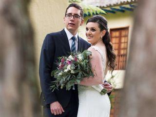 El matrimonio de Vera Winograd y Pablo Harker