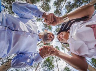 El matrimonio de Vanessa y Carlos 3