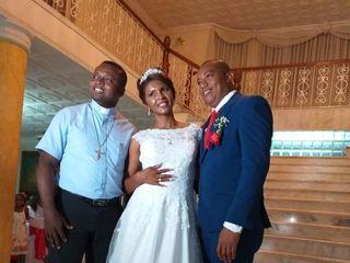 El matrimonio de Heidy  y Arley  1