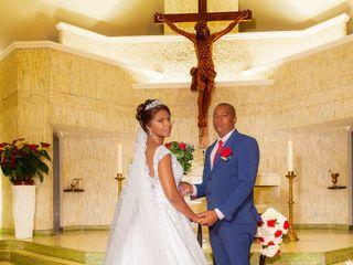 El matrimonio de Heidy  y Arley