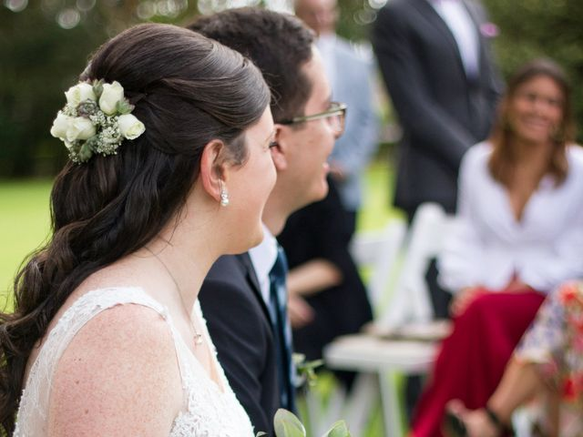 El matrimonio de Pablo Harker y Vera Winograd en Guasca, Cundinamarca 28