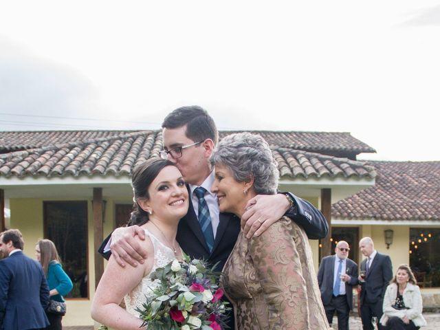 El matrimonio de Pablo Harker y Vera Winograd en Guasca, Cundinamarca 48