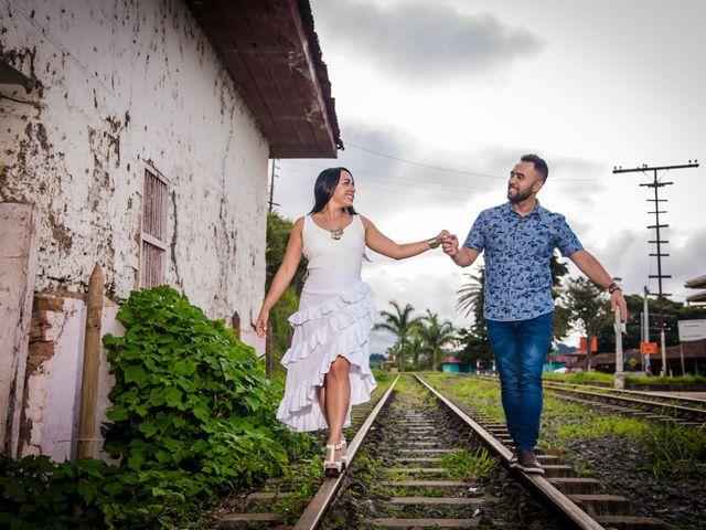El matrimonio de Carlos y Vanessa en Cali, Valle del Cauca 8