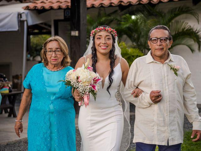 El matrimonio de Carlos y Vanessa en Cali, Valle del Cauca 12