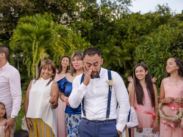 El matrimonio de Carlos y Vanessa en Cali, Valle del Cauca 14