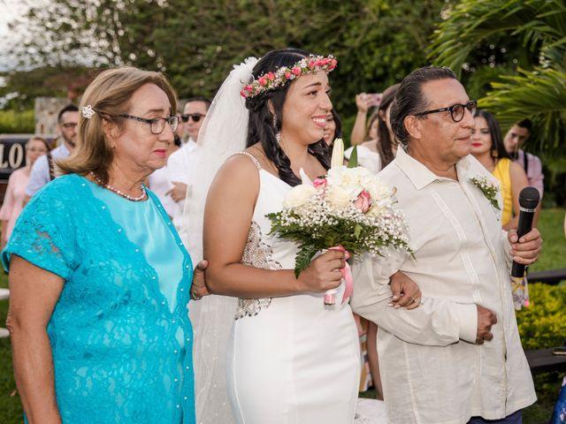 El matrimonio de Carlos y Vanessa en Cali, Valle del Cauca 15