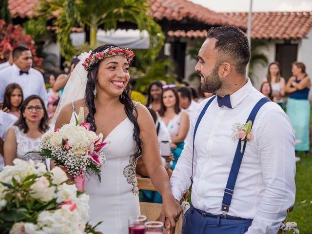 El matrimonio de Carlos y Vanessa en Cali, Valle del Cauca 16