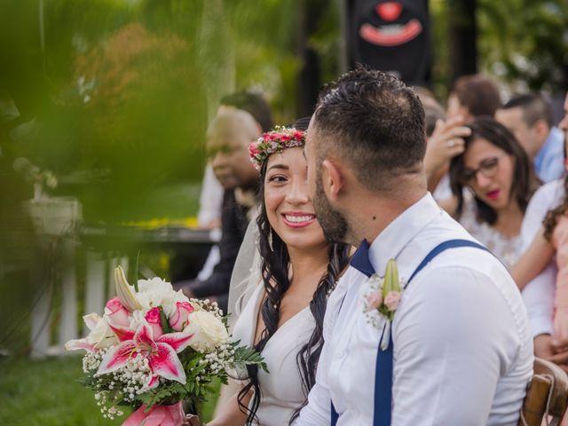 El matrimonio de Carlos y Vanessa en Cali, Valle del Cauca 1