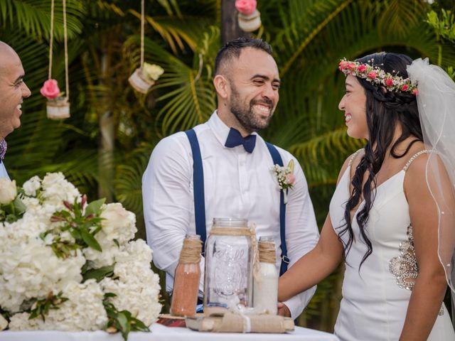 El matrimonio de Carlos y Vanessa en Cali, Valle del Cauca 17