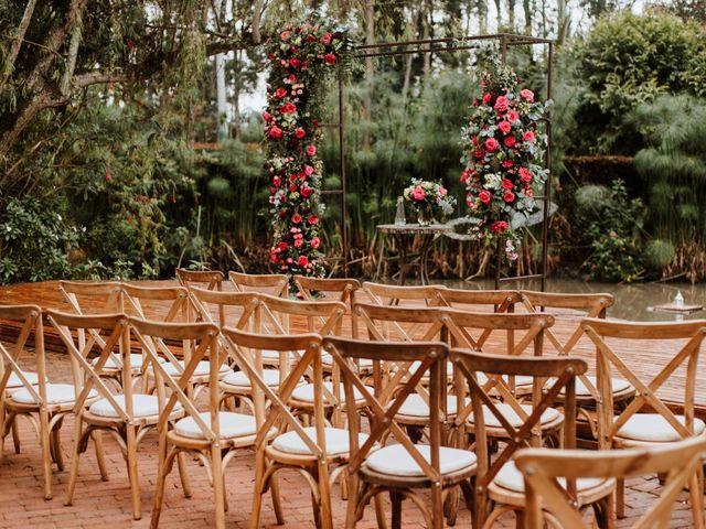 El matrimonio de Daniel y Laura en El Rosal, Cundinamarca 32