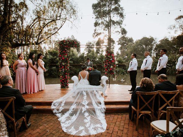 El matrimonio de Daniel y Laura en El Rosal, Cundinamarca 35