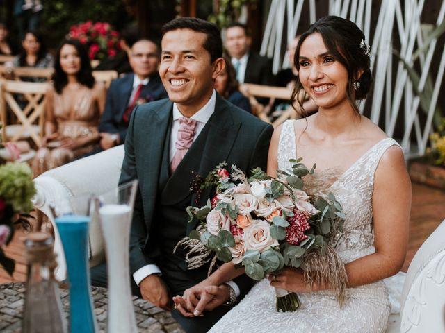El matrimonio de Daniel y Laura en El Rosal, Cundinamarca 38