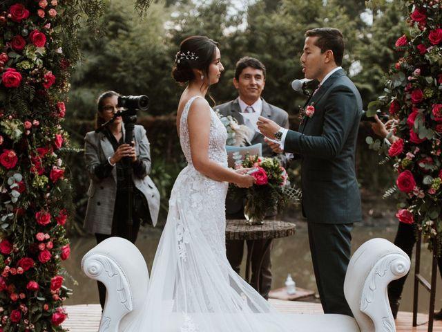 El matrimonio de Daniel y Laura en El Rosal, Cundinamarca 39
