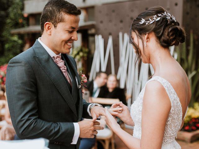 El matrimonio de Daniel y Laura en El Rosal, Cundinamarca 43