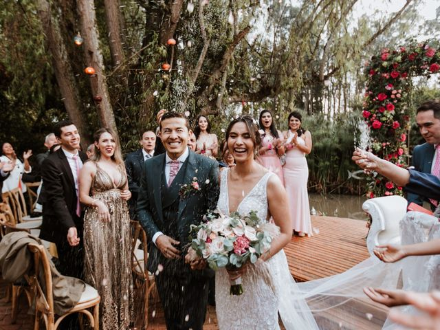 El matrimonio de Daniel y Laura en El Rosal, Cundinamarca 1
