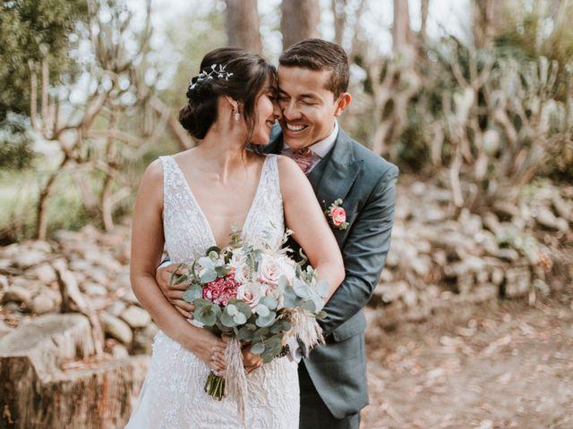 El matrimonio de Daniel y Laura en El Rosal, Cundinamarca 50