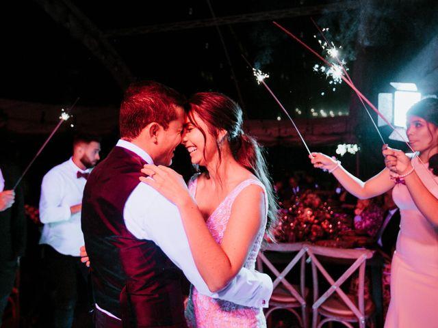 El matrimonio de Daniel y Laura en El Rosal, Cundinamarca 52
