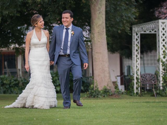 El matrimonio de Diana y Camilo