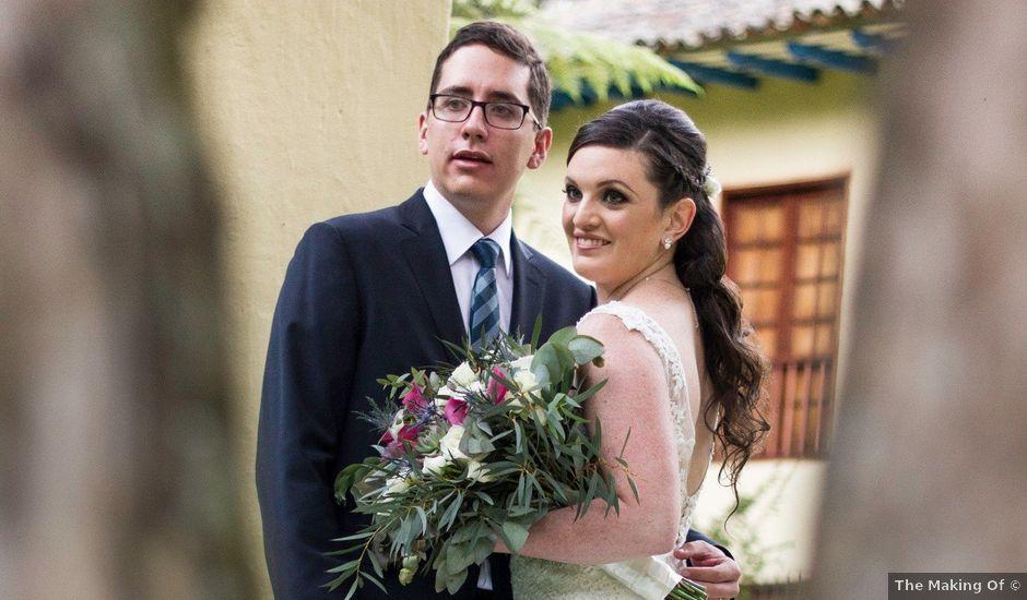 El matrimonio de Pablo Harker y Vera Winograd en Guasca, Cundinamarca