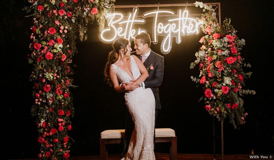 El matrimonio de Daniel y Laura en El Rosal, Cundinamarca