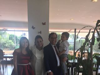El matrimonio de Andrea y Robinson 3