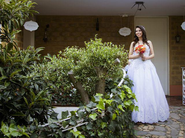 El matrimonio de Jaime y Mayra en Tibasosa, Boyacá 10