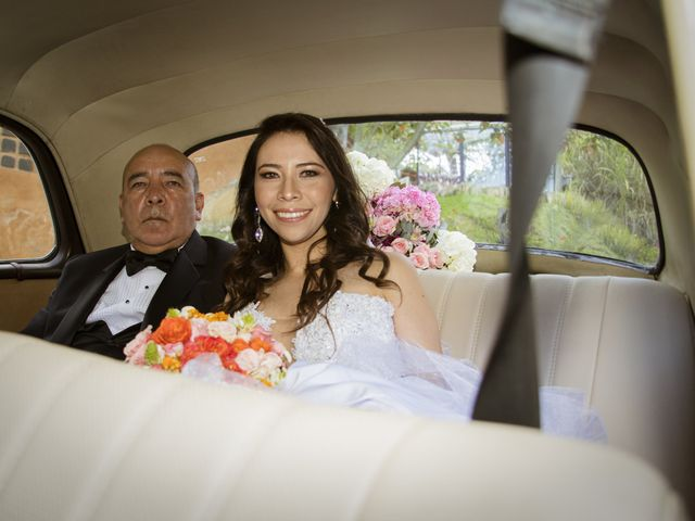 El matrimonio de Jaime y Mayra en Tibasosa, Boyacá 16