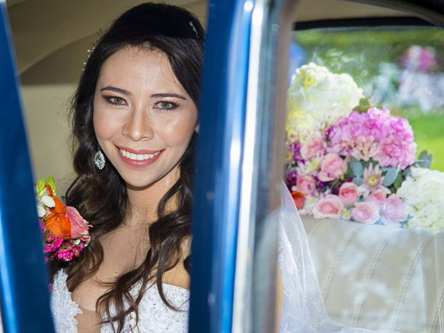 El matrimonio de Jaime y Mayra en Tibasosa, Boyacá 20