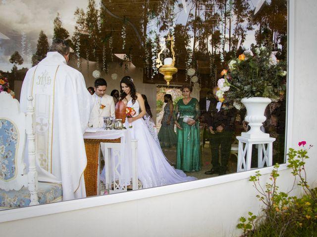 El matrimonio de Jaime y Mayra en Tibasosa, Boyacá 33