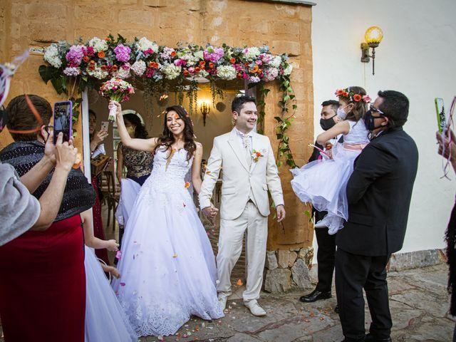 El matrimonio de Jaime y Mayra en Tibasosa, Boyacá 34
