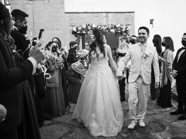 El matrimonio de Jaime y Mayra en Tibasosa, Boyacá 36