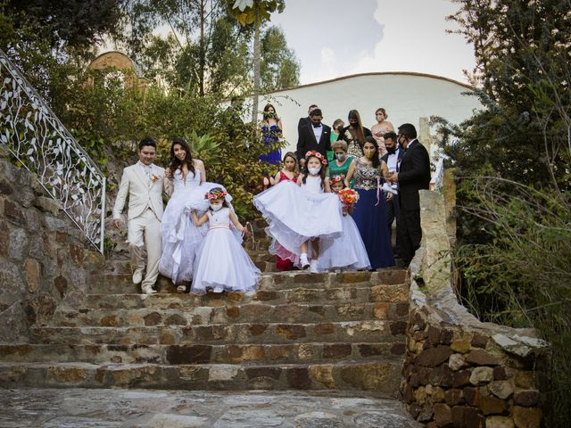 El matrimonio de Jaime y Mayra en Tibasosa, Boyacá 38